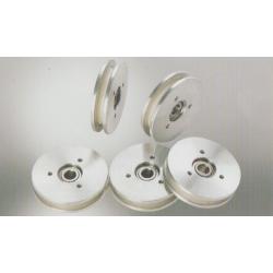 Combined wheel