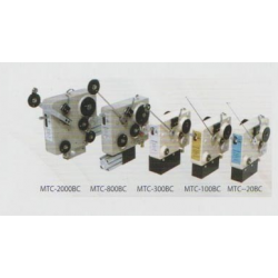 Magnet tension unit for fine wire
